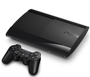 Playstation 3 with 500GB HD